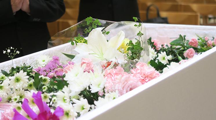 エンバーミングの棺イメージ
