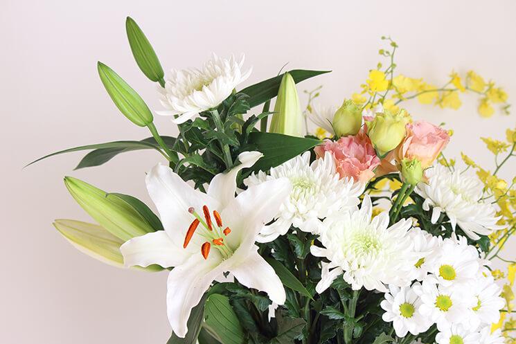 命日のお参りでの贈り物や挨拶のマナー|葬儀・家族葬なら【よりそうお ...