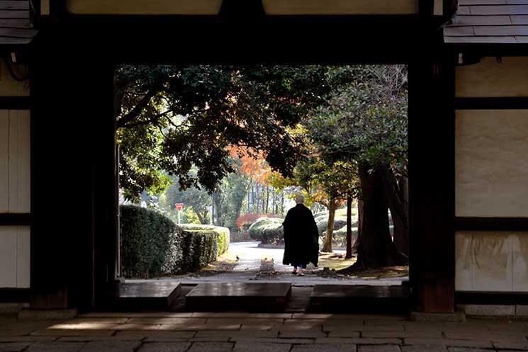 お寺と僧侶
