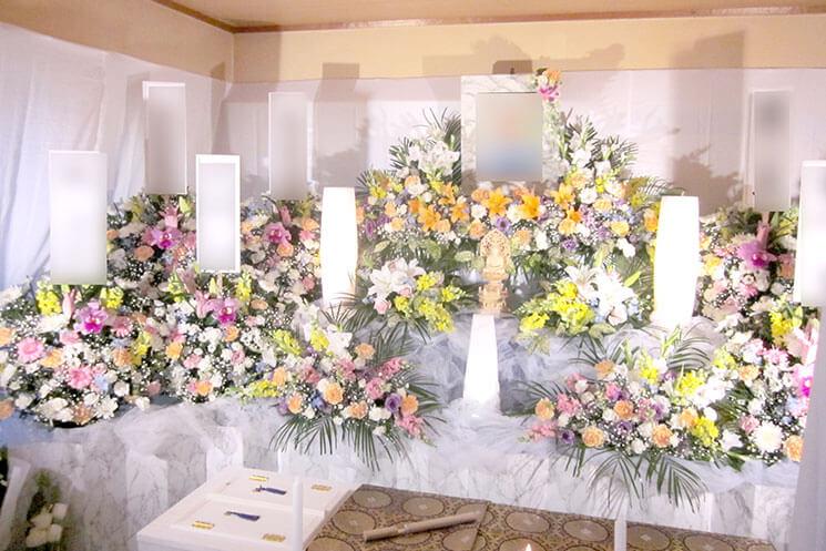 葬式 代 お お花