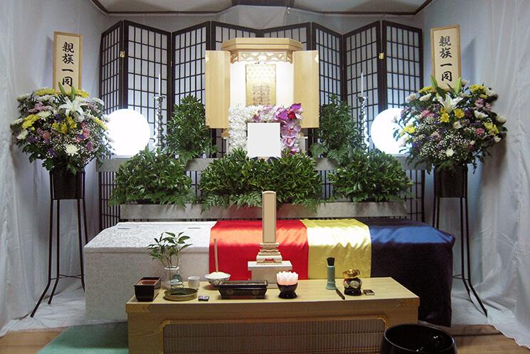 創価学会の祭壇